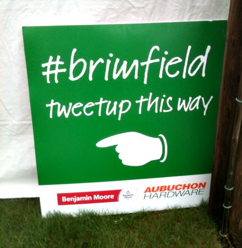Brimfield Tweet Up Jace Int