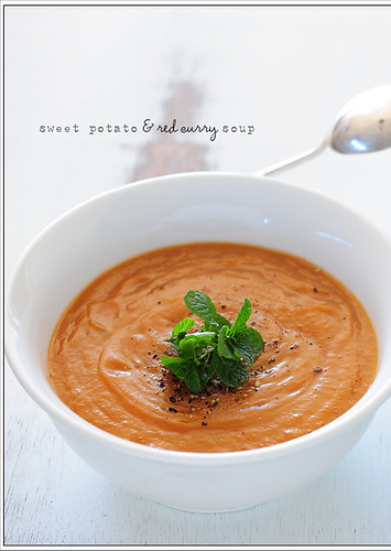 sweet potato & red curry soup2