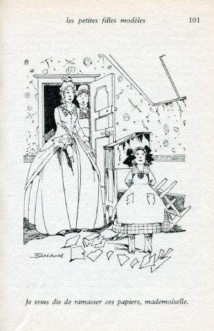 Les petites filles modèles, by Comtesse de SEGUR -image-50-150