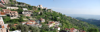 Albanian hillside