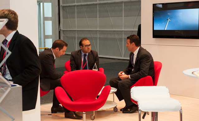 CeBIT 2012 Showfloor Highlights