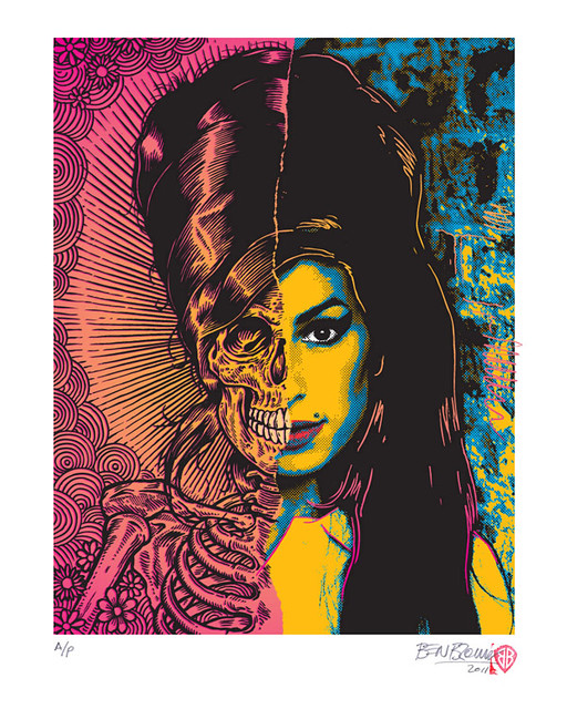 Die Young Prints by Ben Brown