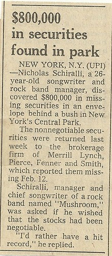 08/08/74 Minneapolis Star (800,000 In Securities Found)