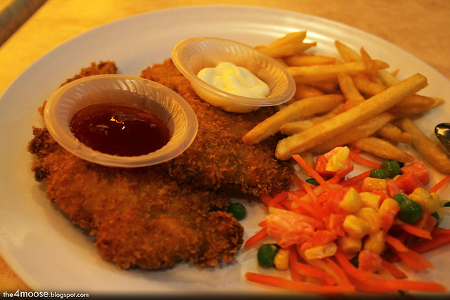 MoMo Village - Fish and Chips
