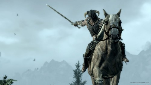 Mounted Combat Coming in Latest Skyrim Update