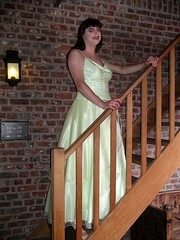 Classy ball gown