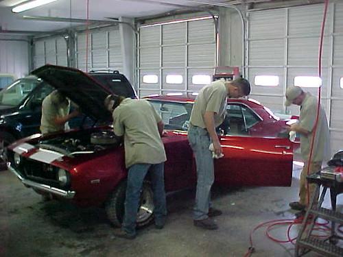 Auto Body Shop Howe