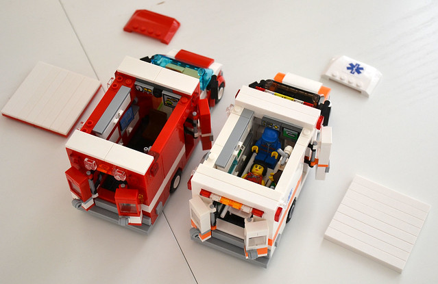Moc Type Iii Ambulance Page 2 Lego Town Eurobricks Forums