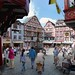 Historic centre of Bernkastel-Kues on Moselle River