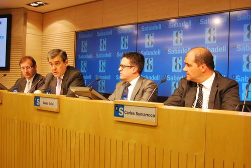 Participación en un seminario sobre mercados emergentes