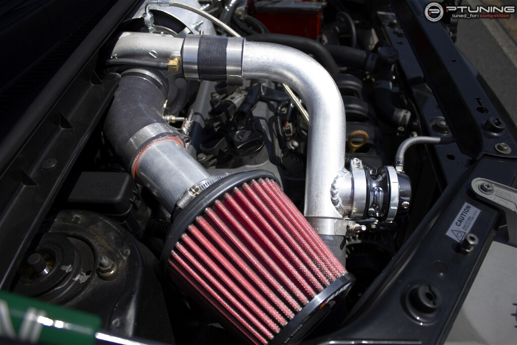 PTUNING: 1NZFE Turbo System for the xA/xB! - Scionlife com