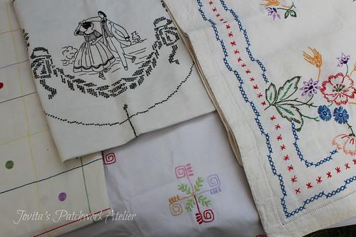 cuttable linens
