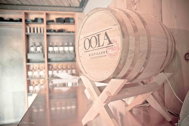 Oola Distillery Seattle