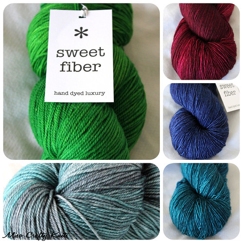 Sweet Fiber Collage