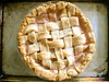 peach ginger pie