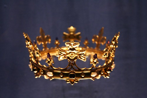 Coronet commissioned for the 1911 coronation