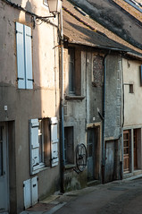 Streets of Buxy, Burgundy