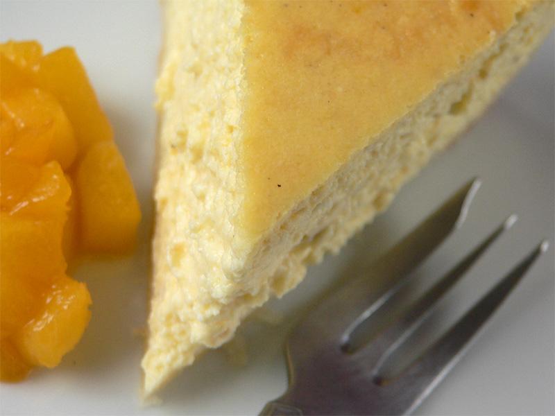 Murks: Mango-Käsekuchen