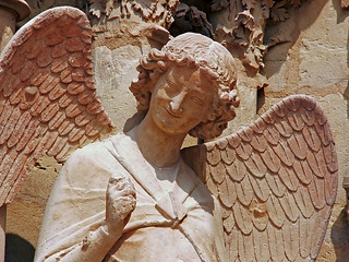 Smiling Angel of Reims