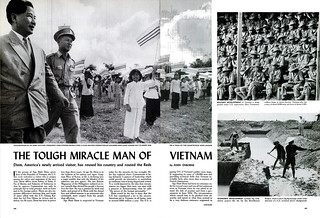LIFE May 13, 1957 (1) - The Tough Miracle Man of Vietnam