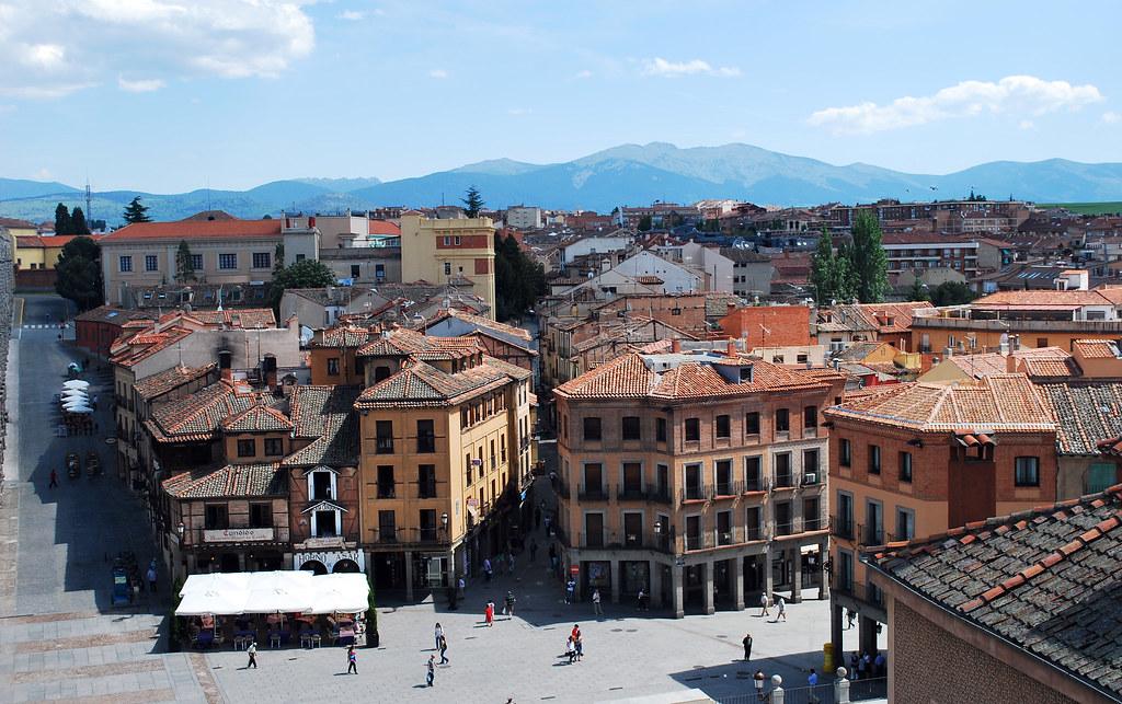 Segovia, Castilla y León, Spain