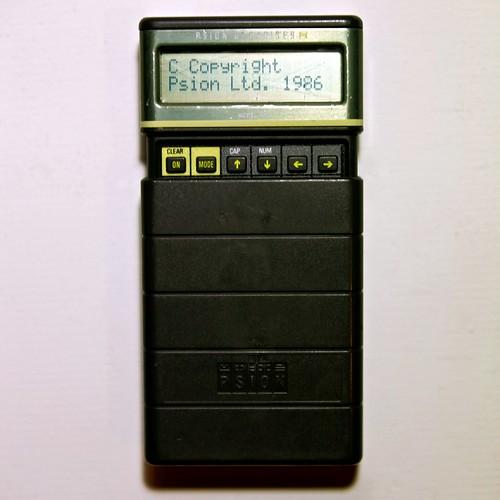 Psion Organiser II XP