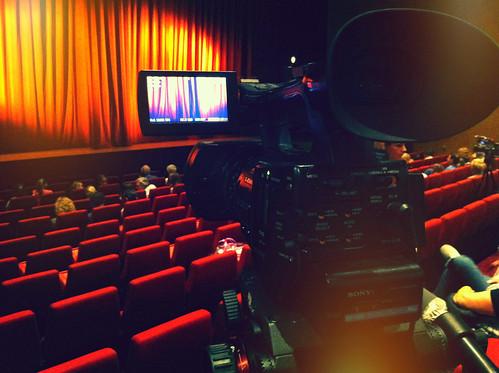Achter Het Gordijn - Voorstelling Otje Backstage13