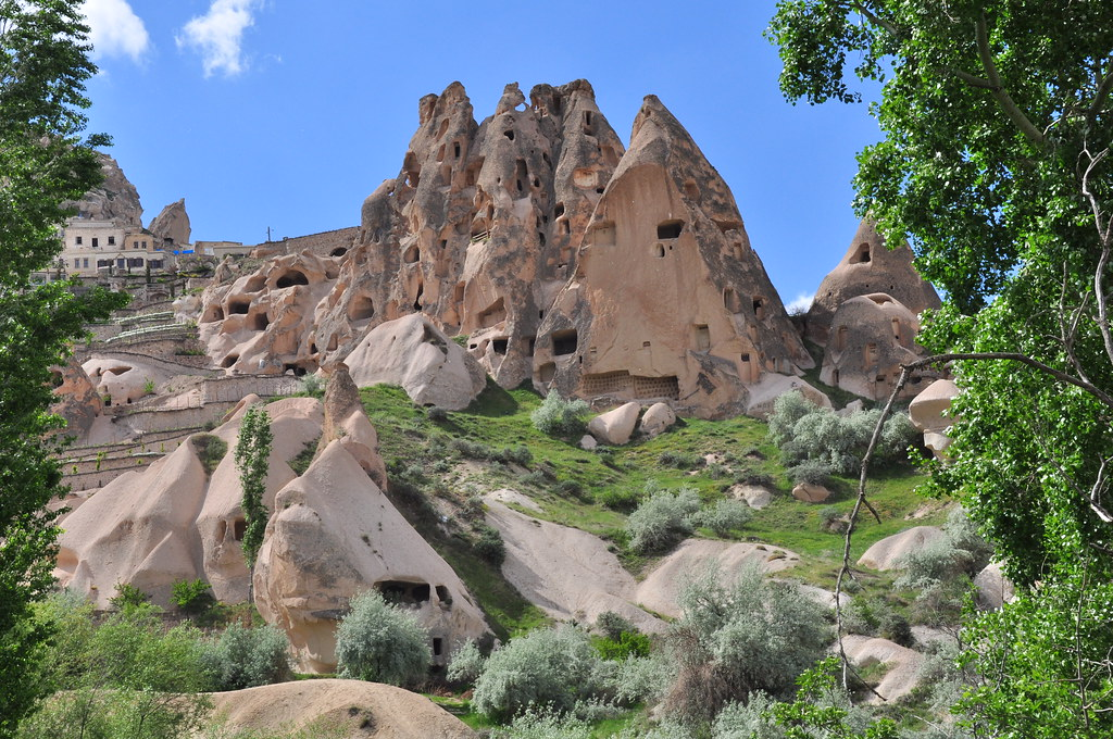 Hiking in Goreme National Park - Braking Boundaries