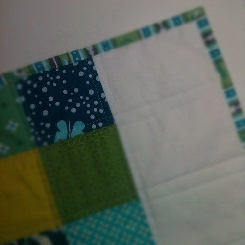 7365884588 3473abfb74 WIP Wednesday: Unbaste that Quilt!