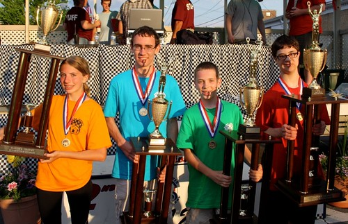 2012 Port Jervis Soap Box Derby 1st Place Winners