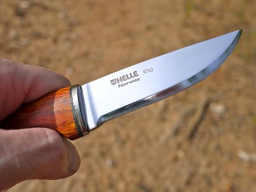 Helle Elg Knife Giveaway