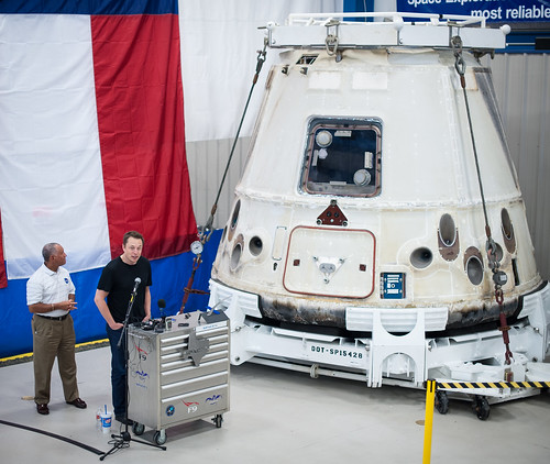 SpaceX Dragon Cargo Transfer (201206130001HQ)