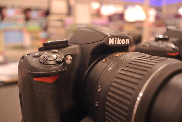 Nikon J1 Experiment
