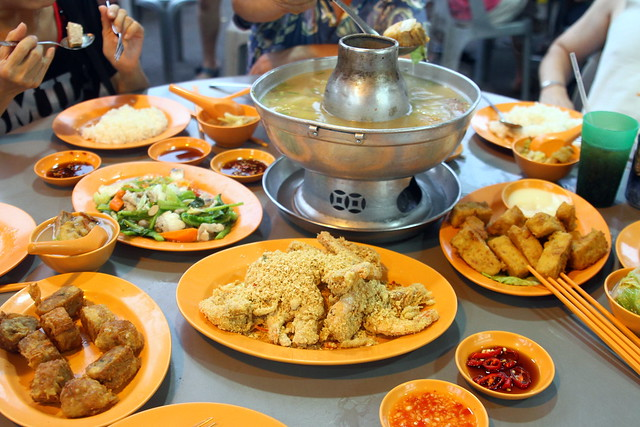 Tian Wai Tian Fish Head Steamboat