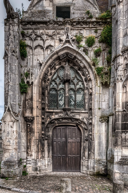 Senlis France  city pictures gallery : Medieval Doorway, Senlis, France | Flickr Photo Sharing!