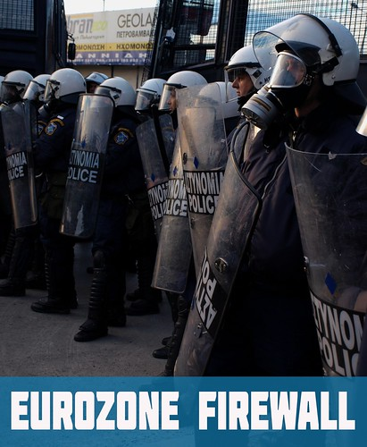 Eurozone firewall by Teacher Dude's BBQ