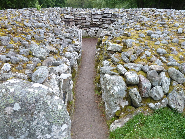 Clava Cairns Nr Inverness