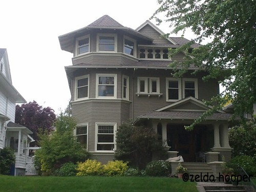 beautiful home in Seattle by zelda~c