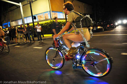 2012 World Naked Bike Ride - Portland-27