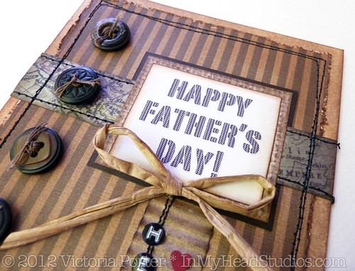 Father's Day Card :: Sentiment Detail