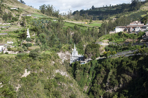 las de colombia provincia città santuario nariño lajas