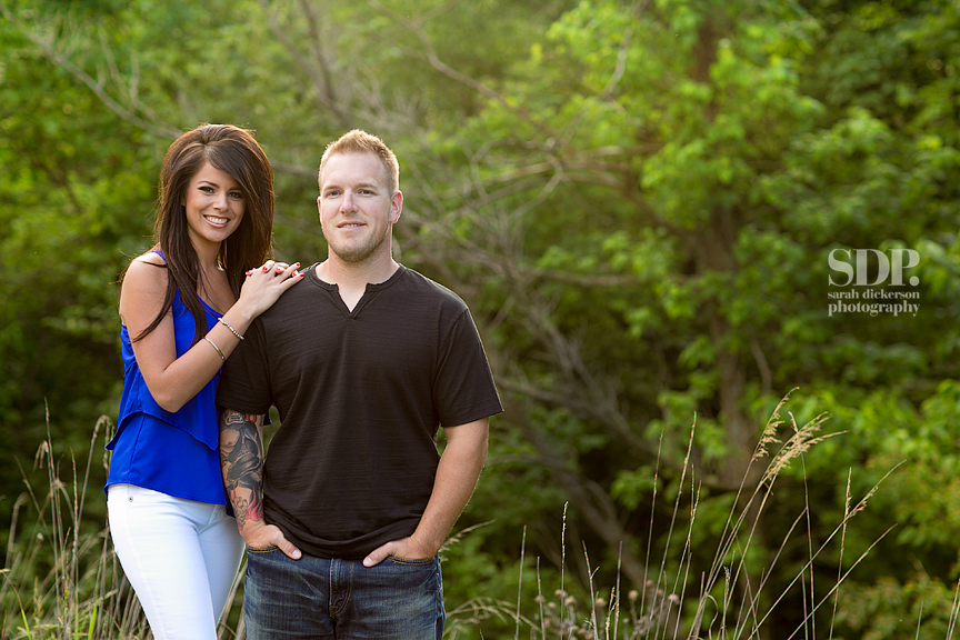 Kansas City couples session