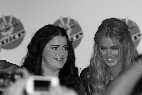 Karise Eden, Delta Goodrem by Eva Rinaldi Celebrity and Live Music Photographer
