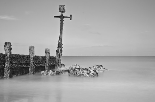 Sheringham Groyne [Explored - June 19th 2012]