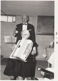 Minnie and Herman Harms 1960