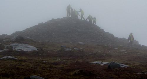 summit cavan walkers cairn fermanagh cuilcagh irishborder