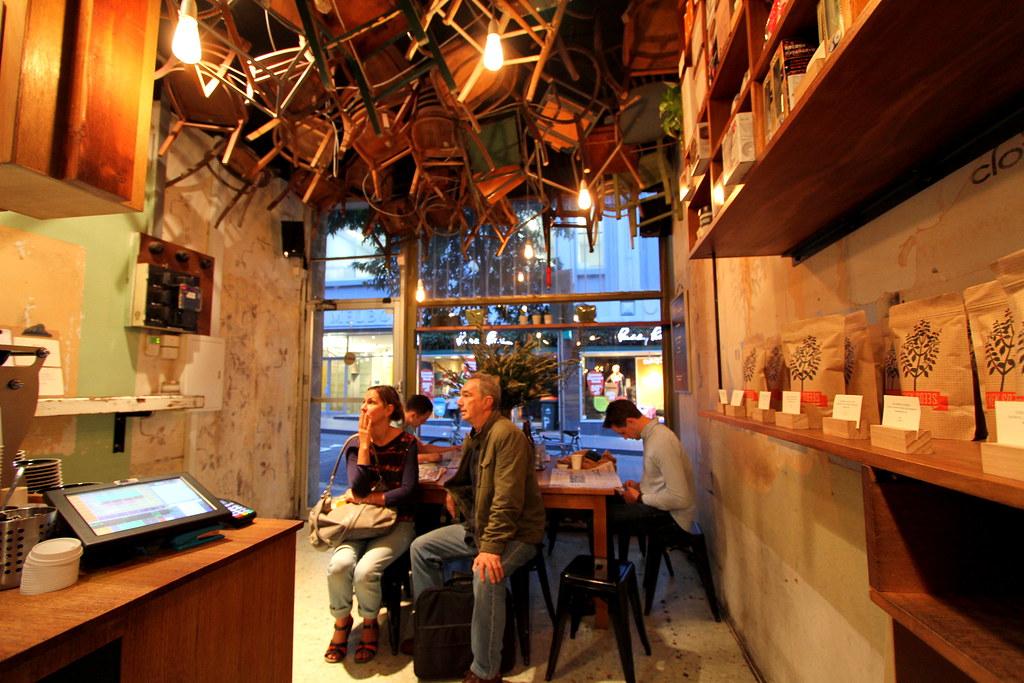 Melbourne Cafes: St Ali