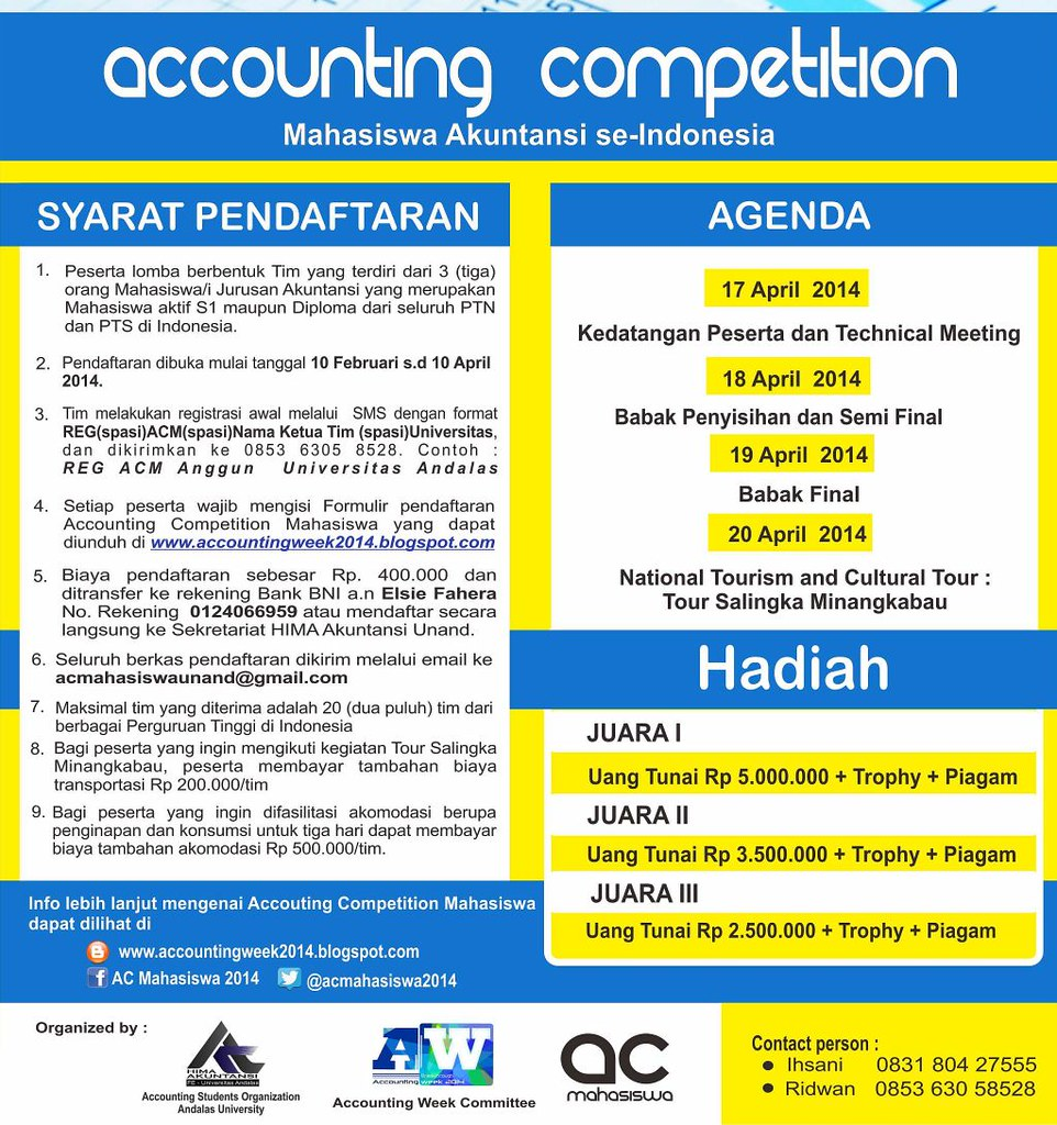 accounting competition