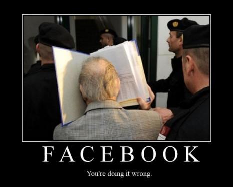 Real facebook