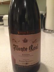 2001 Monte Real Rioja Gran Reserva